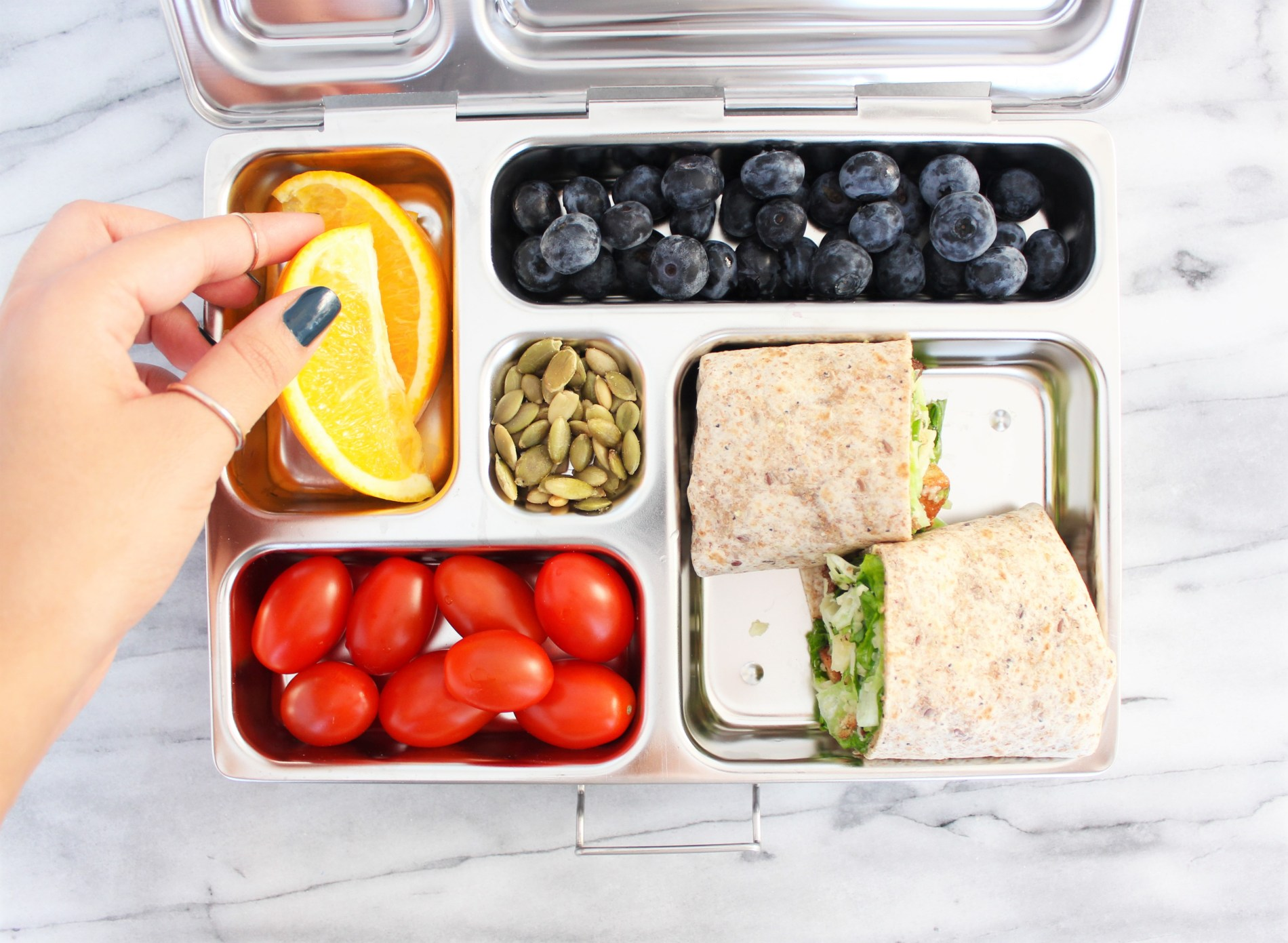 vegetarian lunch ideas with planetbox