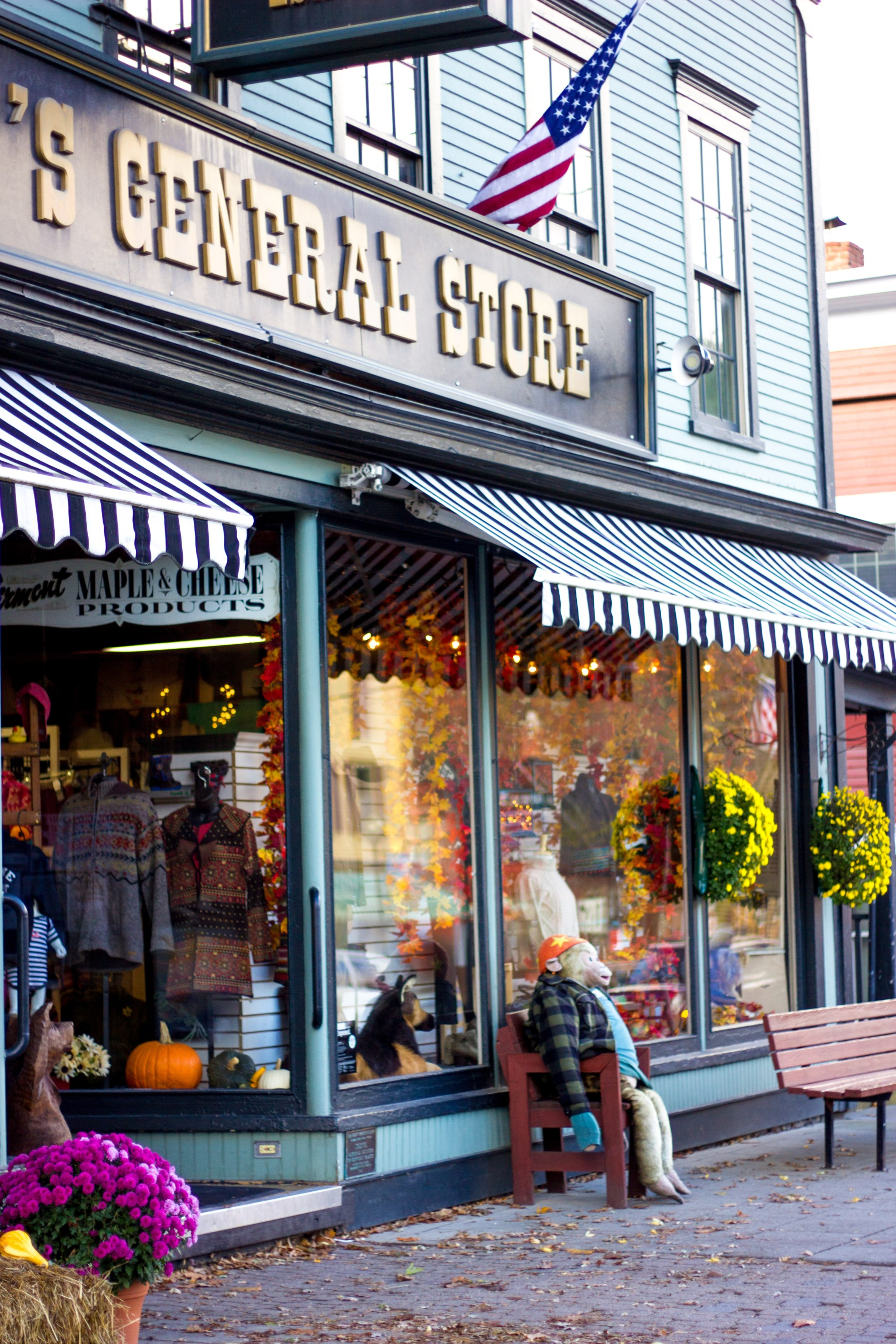 Our Fall Getaway In Stowe, Vermont