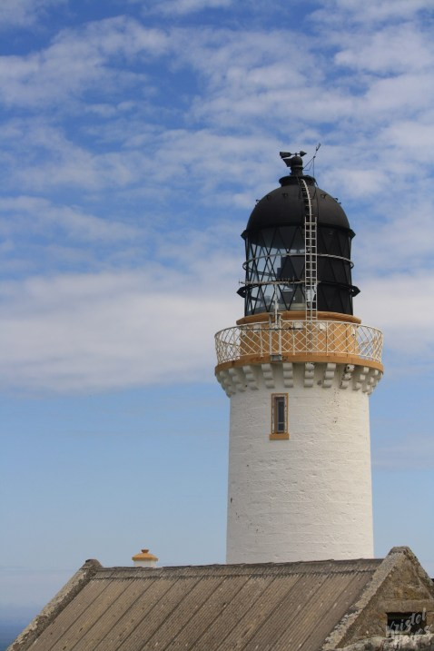 Lighthouse at Dunnet Head
