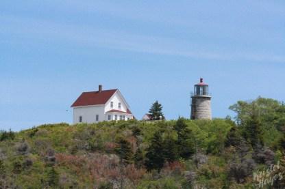 Monhegan Island: Lighthouse & Museum