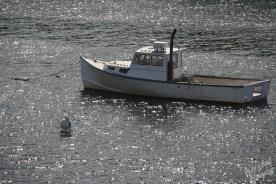 Monhegan Island: Lobster Boat