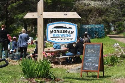 Monhegan Island: Monhegan Brewing Co