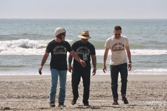 Race of Gentlemen - Beach Inspection