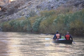 San Juan River: Afternoon Paddle