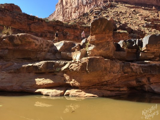 San Juan River: Grand Gulch