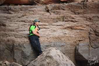 San Juan River: Rich Running Safety at Government Rapid