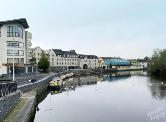 Barrow River, Carlow Ireland