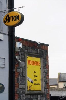 Carlow Shop Signs-River Barrow, Ireland