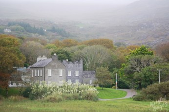 Derrynane House-Ring of Kerry, Ireland