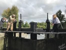 Managing Locks on the River Barrow, Ireland