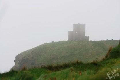 O'Brien's Tower-Cliffs of Moher, Ireland