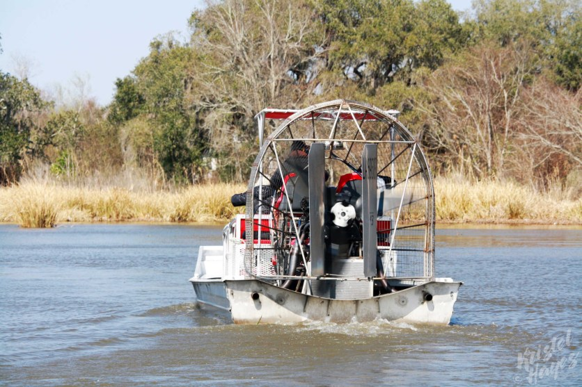 NOLA | Swamp Tour | Airboat