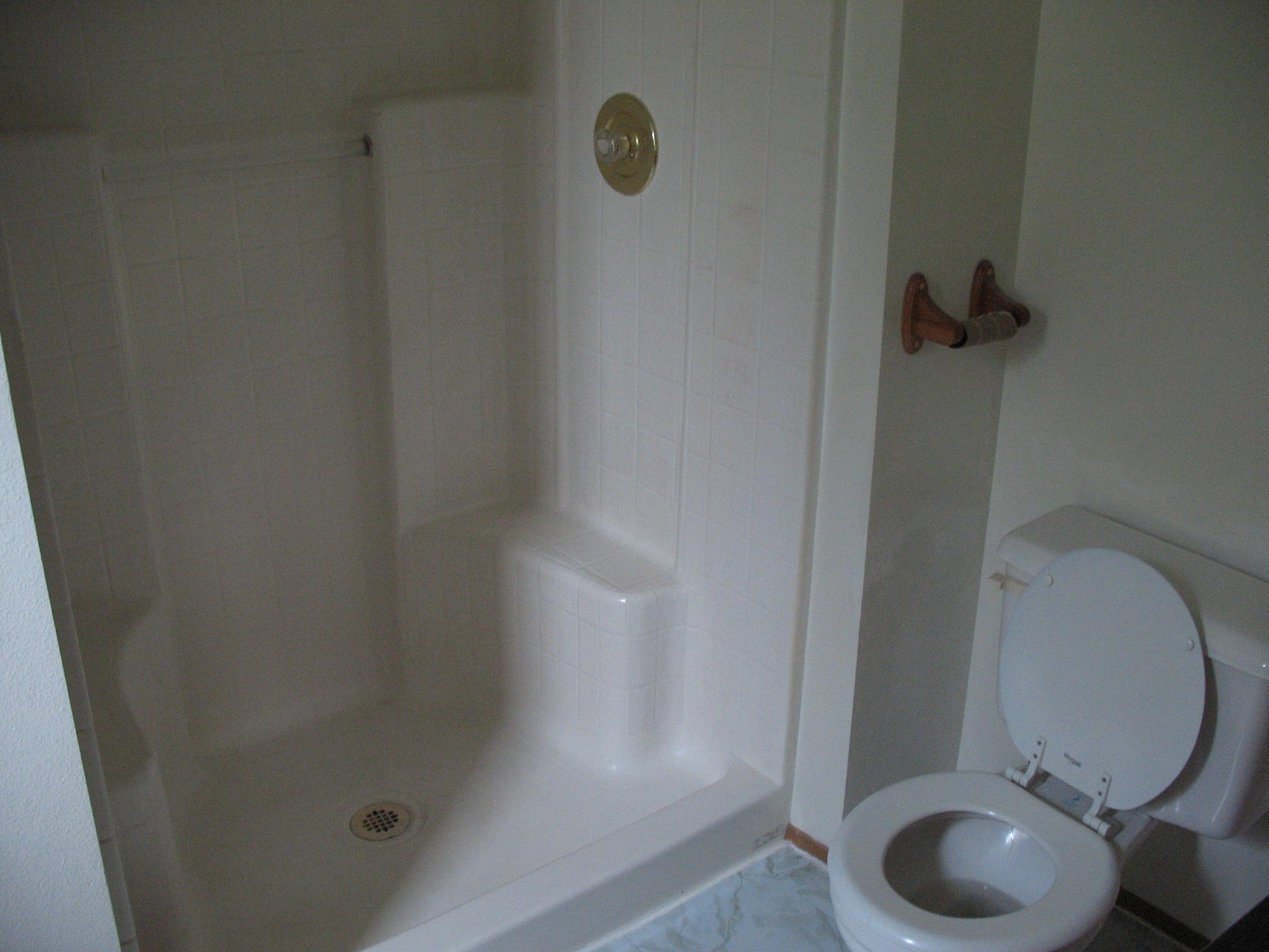 master bathroom upgrade