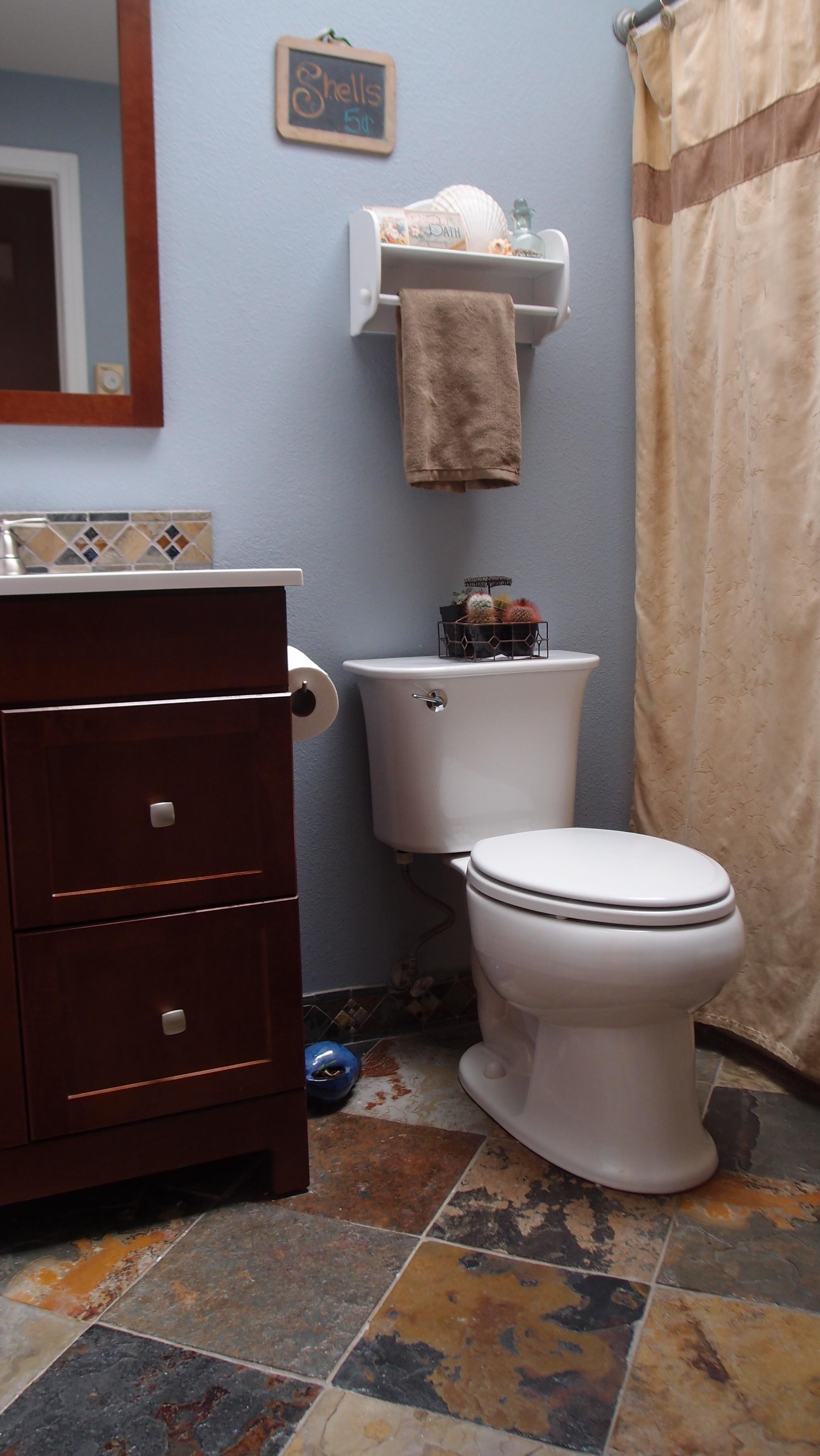 Bathroom rennovation