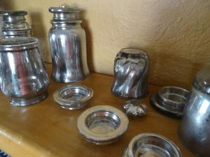 Eclectic glassware