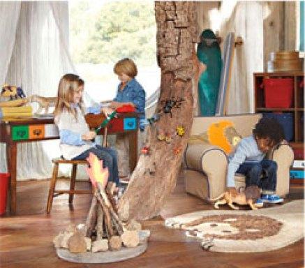 play room tree