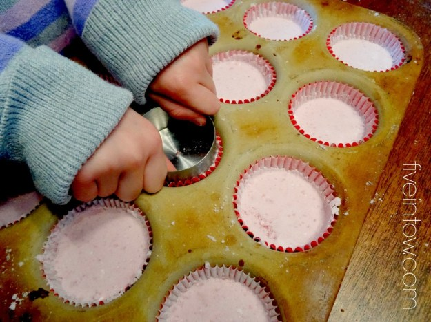 DIY Cupcake bombs