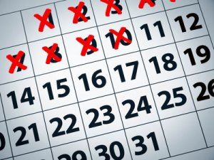 Day 67: Seinfeld's Calendar
