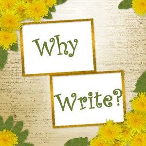 why-write