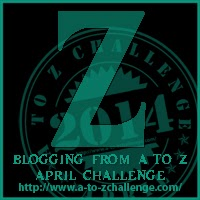 Z is for ZZZs #AtoZchallenge #acfw