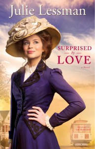 Julie Lessman A SURPRISED BY LOVE_LOW RES COVER copy
