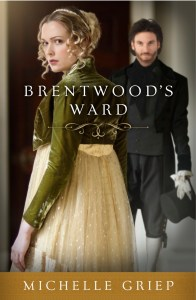 Michelle Griep Brentwood's Ward Cover Peek