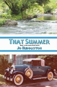 Jo Huddleston COVER That Summer
