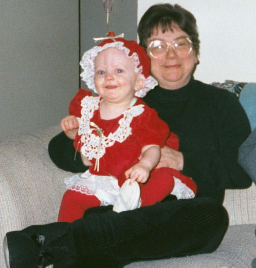 Mari First Christmas