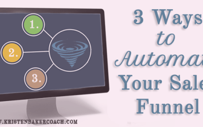 3 ways to automate your sales funnel