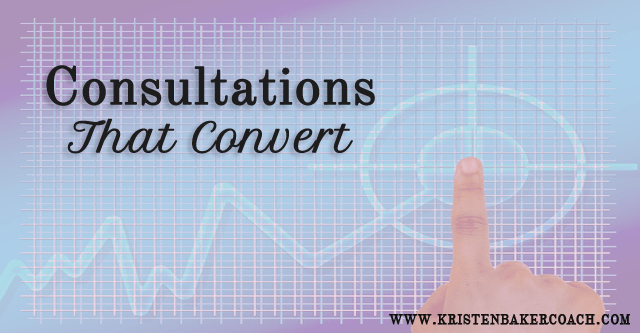 Consultations that Convert