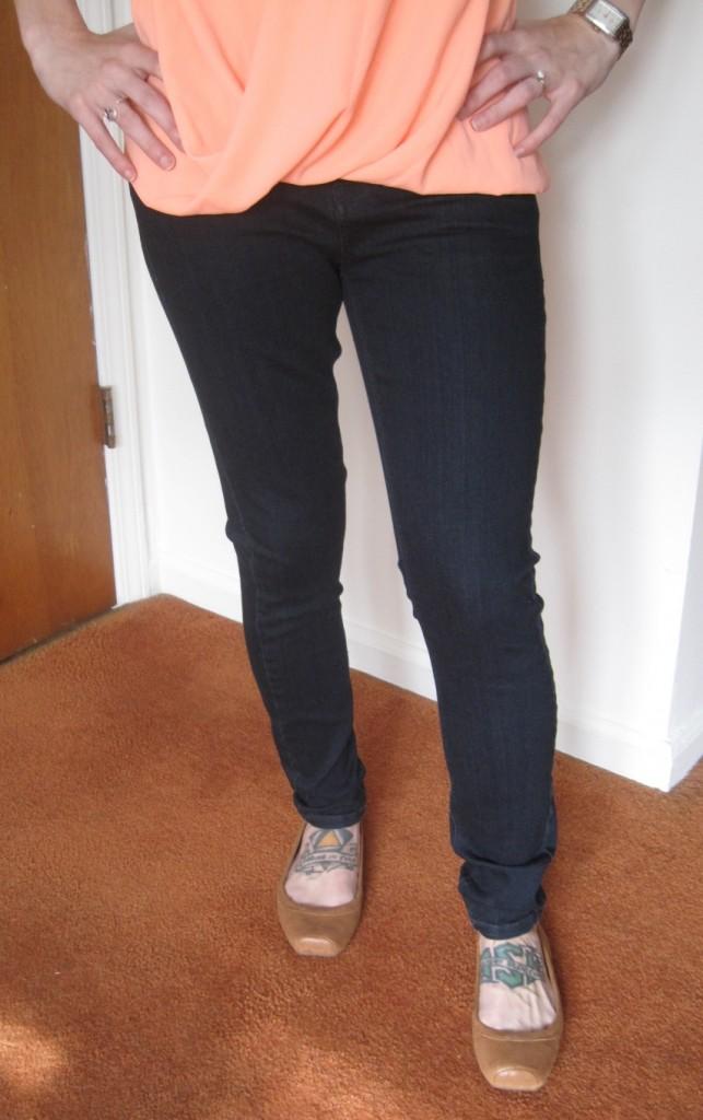 Kensie Jeans Johnny Skinny Jeans