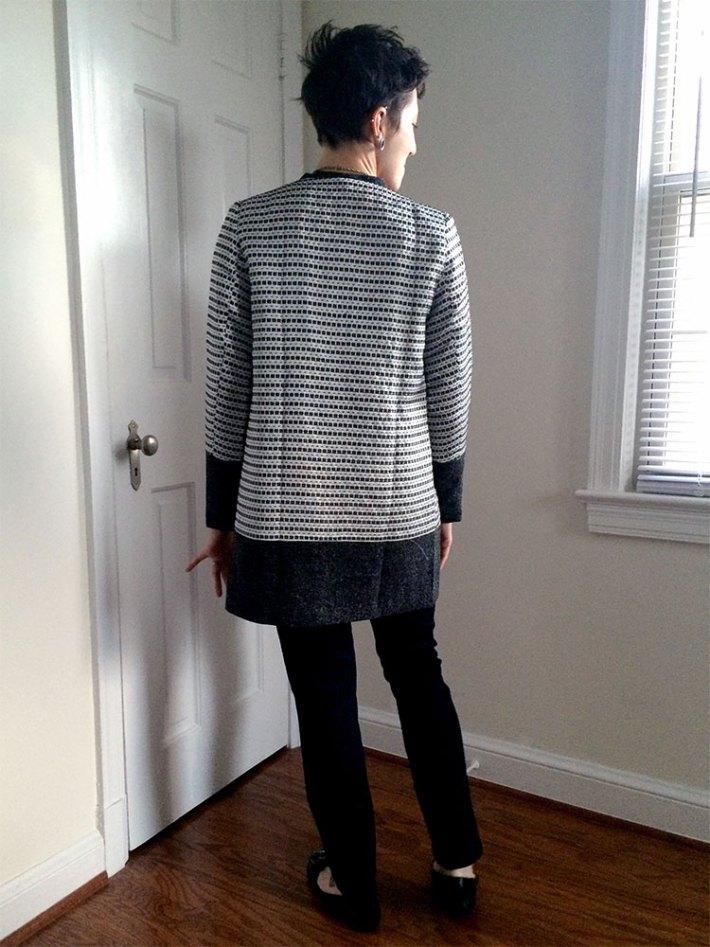 Sweet Rain Acadia Jacket (back)