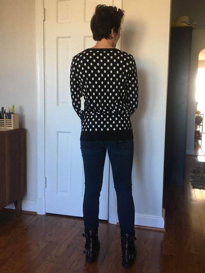 Edyson Soho Skinny Jean (back)