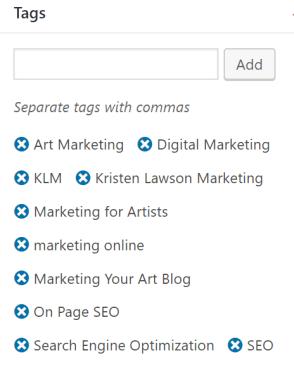 wordpress-tags-on-page-seo-klmarketing