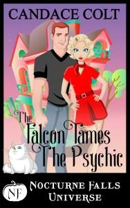 The Falcon Tames the Psychic 5