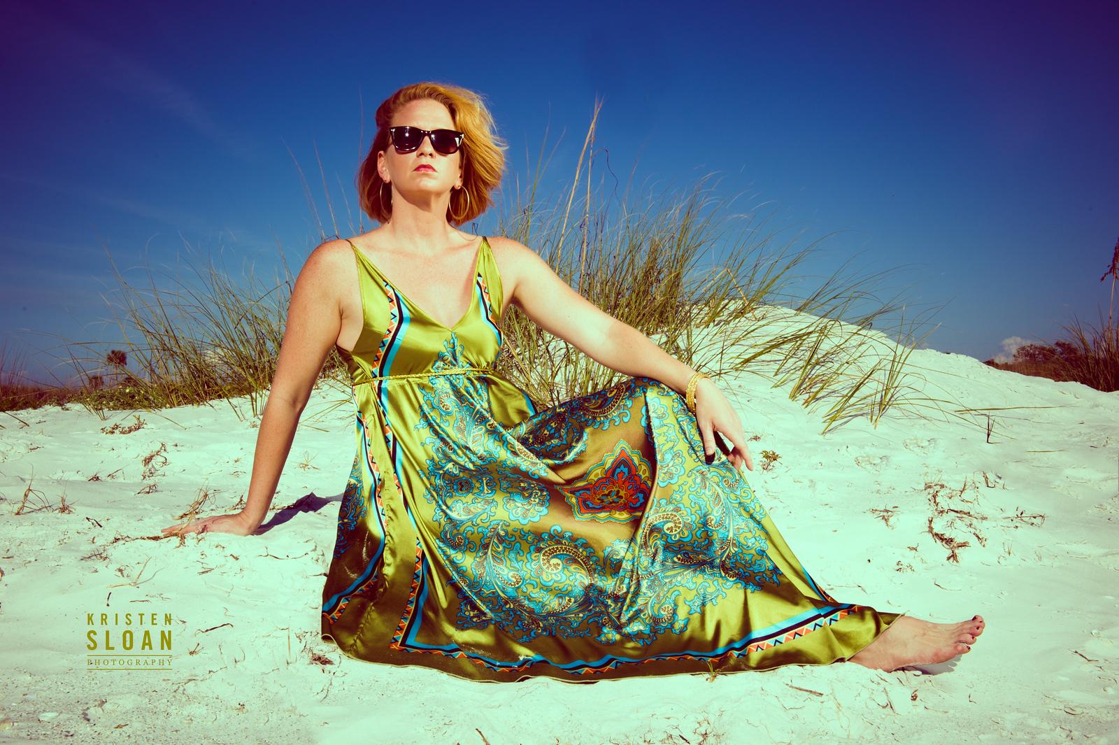 florida beach visatec strobist crosslight