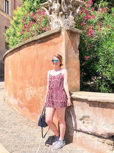 Kristen Shane Europe Rome 2