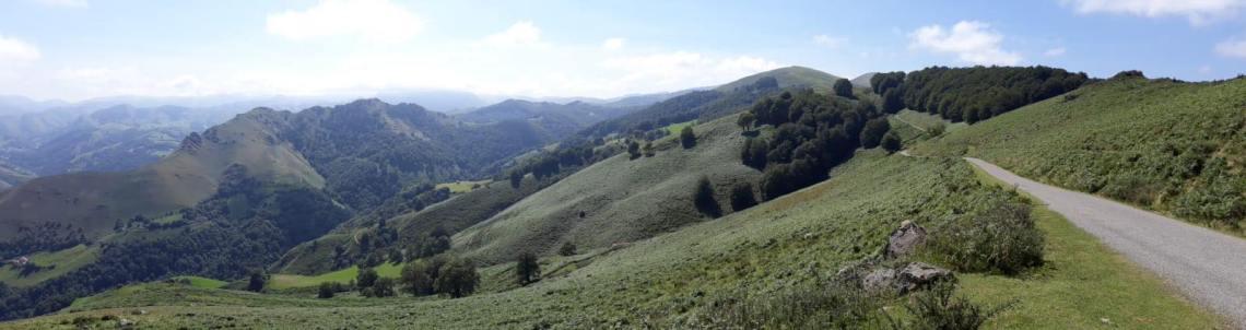 Camino Experience Kristen Shane 5 Pyrenees mountains