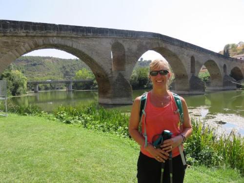 Camino Experience Kristen Shane 6 bridge