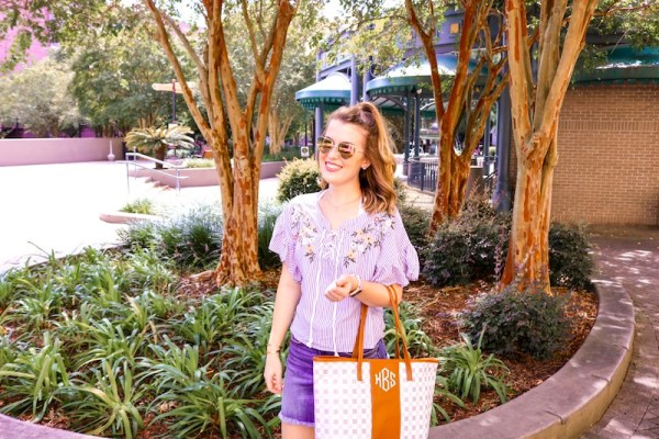 Downtown Tallahassee - College Style - Kristen Shane 3