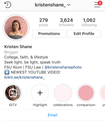 Grow Your Instagram in 2019 Kristen Shane 1