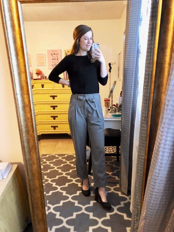 Workwear Lookbook Kristen Shane