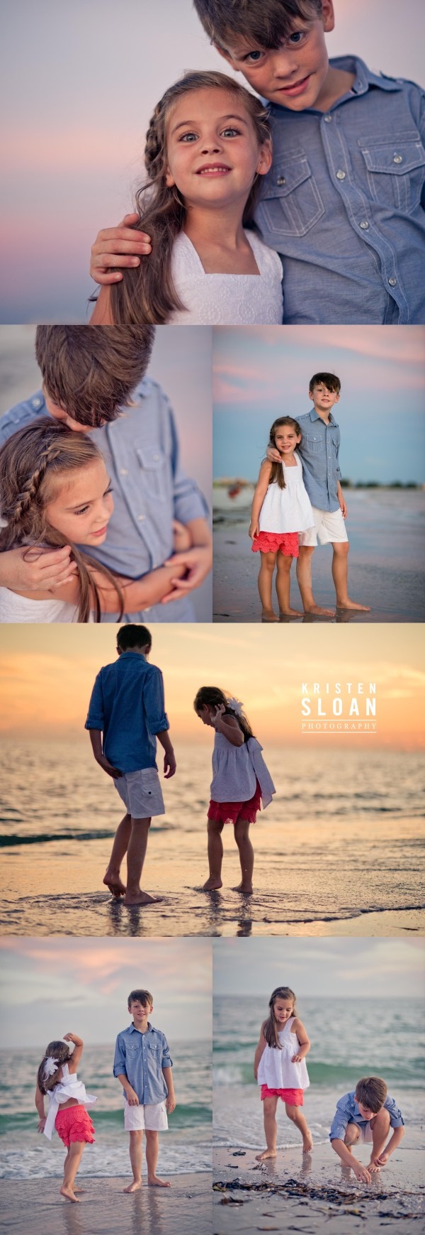 Treasure Island St Pete Beach FL Family Kids Photographer Kristen Sloan