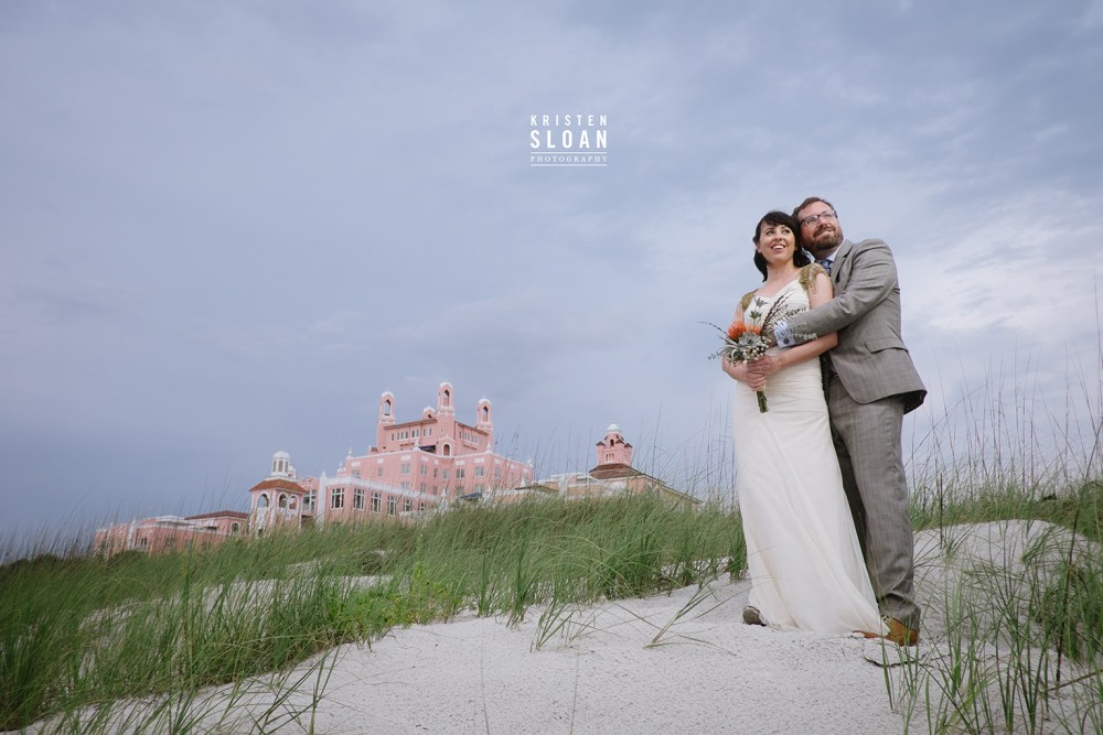 Don Cesar Beach Wedding | Don Cesar Wedding | Pass A Grille Beach Wedding Portriat Photographer | St Pete Beach Wedding Portrait Photographer