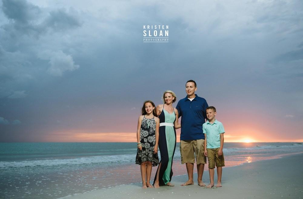 St Pete Beach Treasure Island Family Beach Photos