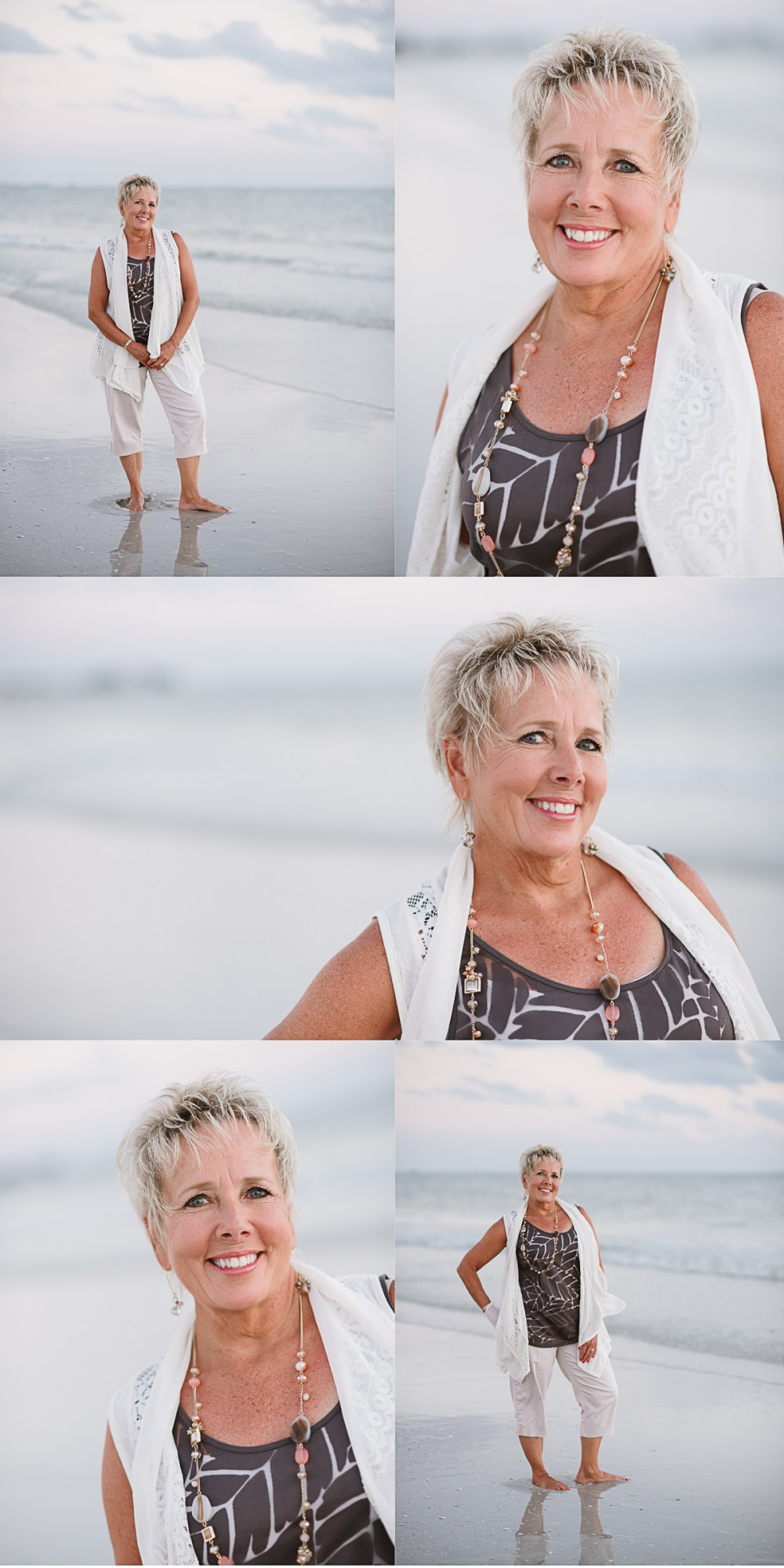 Treasure Island St Pete Beach Grandmother Mother Daughter Photos