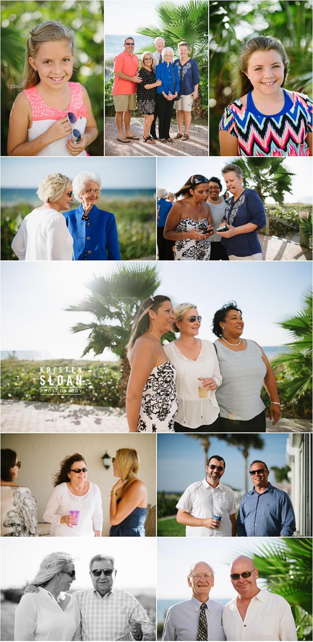 Belleair Beach Florida Wedding,