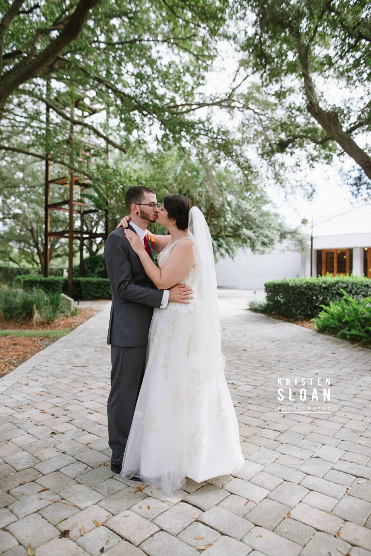 Seminole Heights United Methodist Higgins Hall Tampa Florida Wedding