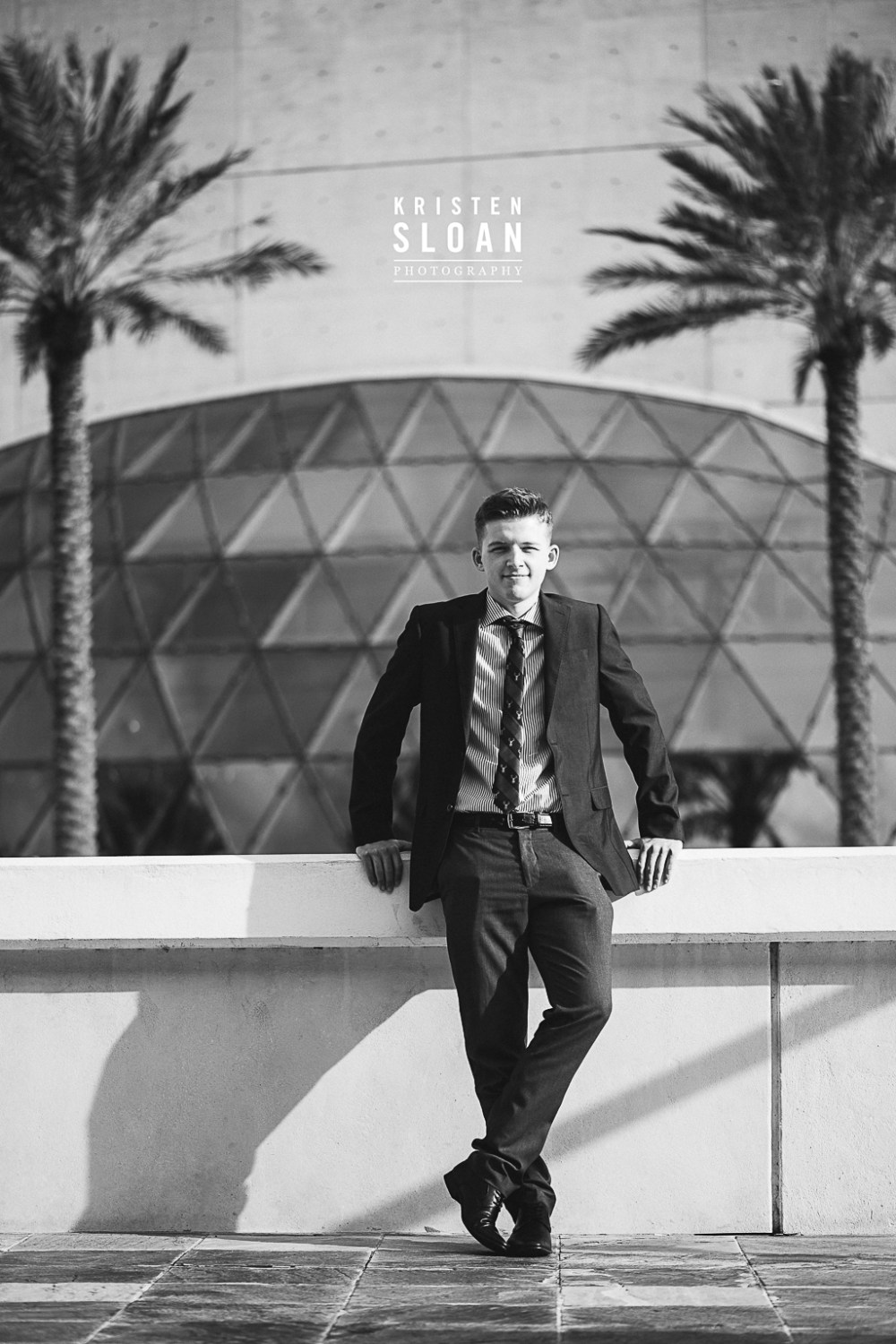 Dali Museum St Petersburg Florida |Downtown St Pete Portraits |St Pete FL High School Senior Portraits |St Pete Florida Portraits |Tampa Bay Senior Portriaits | What to Wear to your Senior Portrait Session Boys |Art Museum Portraits