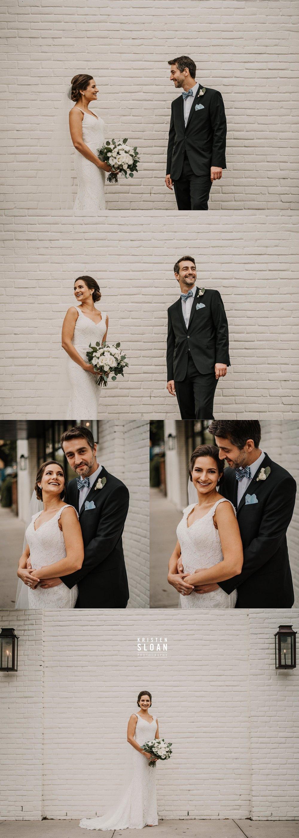 Oxford Exchange Tampa Wedding Bride Groom Portraits